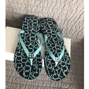 Calvin Klein Shoes - Calvin Klein Shaylee Jelly Flip Flops - 10